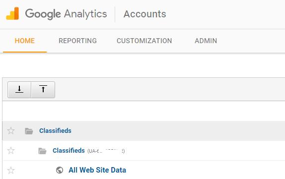 multiple google analytics accounts